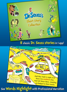 DrSeuss Short Story Collection App