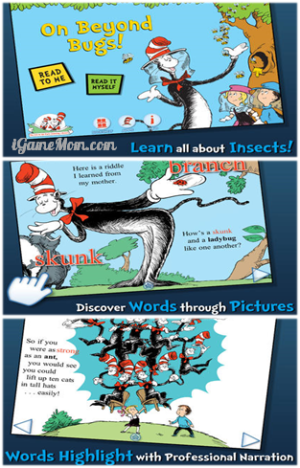 On Beyond Bugs - All About Insects from Cat In The Hat Learning Library