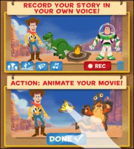 ToyStory:StoryTheater via igamemom.com