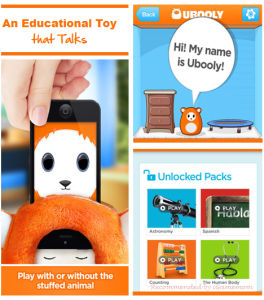 Ubooly Toy App Recommended by iGameMom
