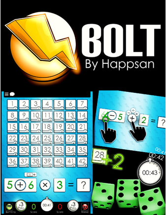 Bolt by Happsan App