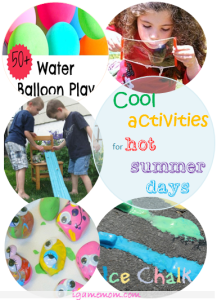 Cool Activities for Hot Summer Days