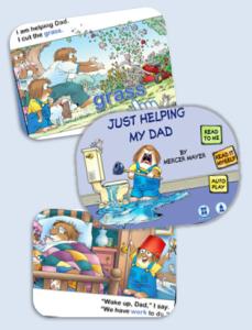 Just Helping My Dad Book App