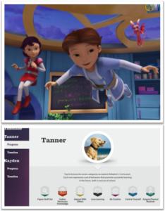 Leo's Pad preschool kids learning series app