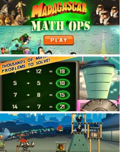 Madagascar Math Ops Free App