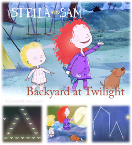 Backyard at Twilight App