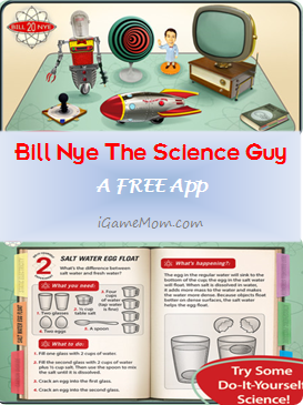 Bill Nye The Science Guy Free App