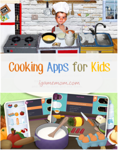 Cooking Apps for Kids