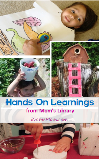 Hands On Learnings - Moms Library