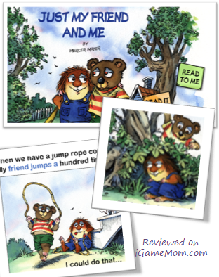 Just My Friend and Me - Little Critter Reviewed on iGameMom