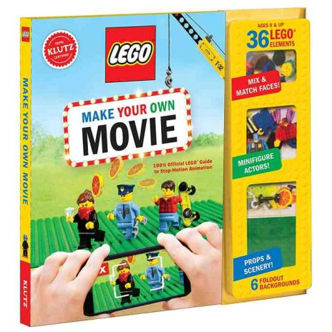 LEGO make your own movie kit