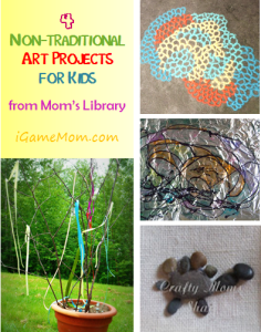 Non-traditional Art Projects