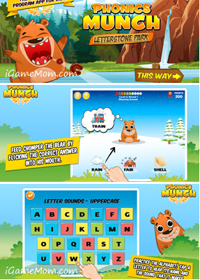 Phonics Munch App