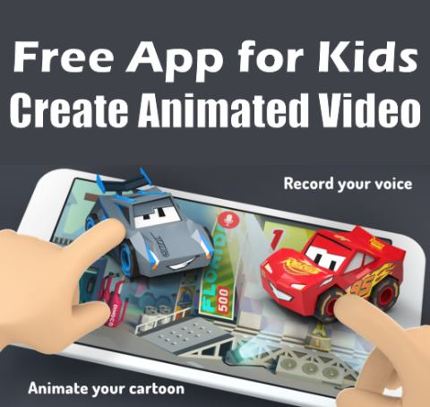 Toontastic free video storytelling app