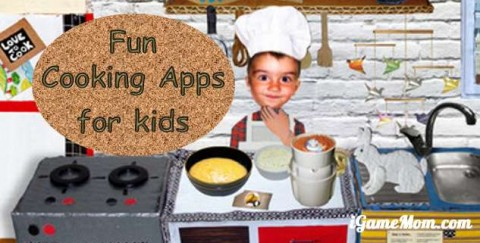 cooking app for kids