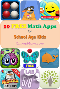 10 free math apps for school age kids