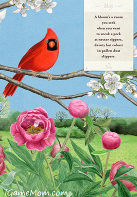 A Bird's a Word Poetry App for Kids