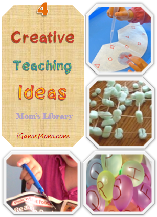 Four Creative Teaching Ideas