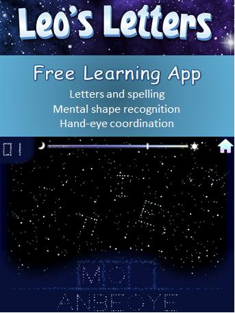 Leo's Letters Free App