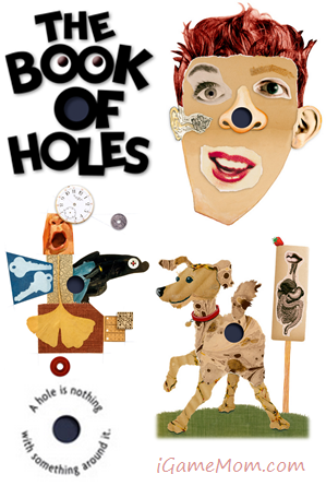 The Book of Holes App