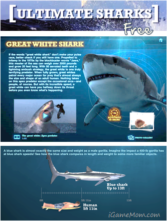 Ultimate Sharks Free App