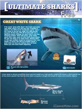 Ultimate Sharks Free App