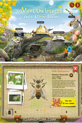 Beautiful Insects Encyclopedia App Series