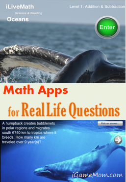 Math Apps for Real Life Questions