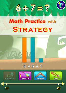 Math practice with strategy