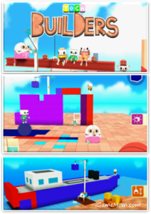 Toca Builders - a building toy