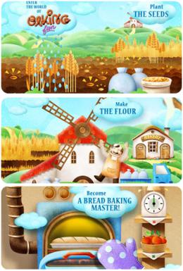 BakingFun App for Kids
