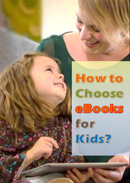 How to choose ebooks for kids