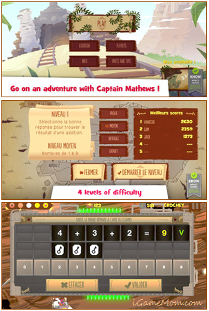 Math Mathews Mental Math App