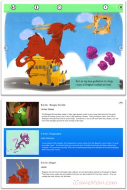 My Beastly ABCs Book App