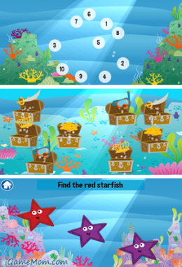 Underwater Learning Adventure - Learning Games