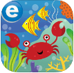 Underwater learning adventure app