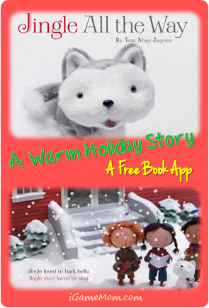 Jingle All the Way - Free Book App