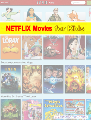 netflix movies for kids halloween