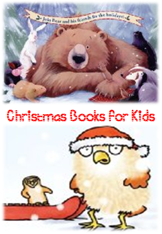 100 Christmas Books for Kids