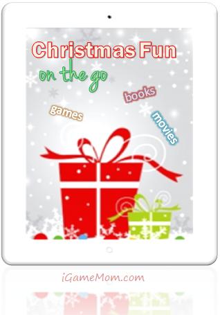 christmas fun on ipad christmas games books movies for kids - Fun Christmas Games For Kids