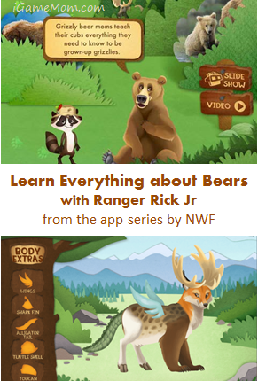 Learn everything about bear with Ranger Rick Jr