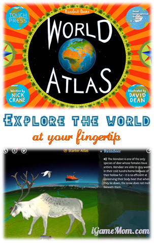 Explore the World at Your Fingertip