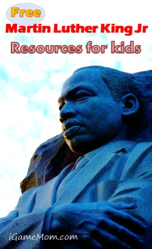 Free Martin Luther King Resources for Kids