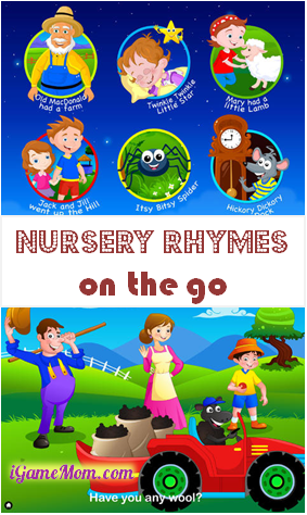 Nursery Rhymes on the go