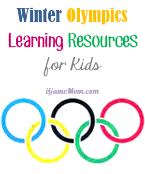 Winter Olympic Learning Resources for Kids