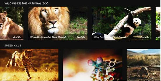 Free App: Watch Educational Shows on Smithsonian Channel for