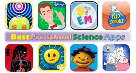 preschool science apps