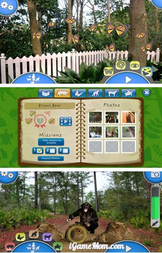 Explore the nature on tablet with Disney Nature