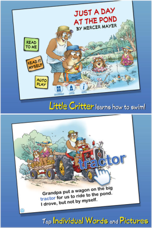 Just A Day at the Pond - Little Critter