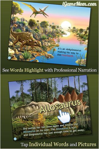 Dinosaur eBook Collection from SmithSonian